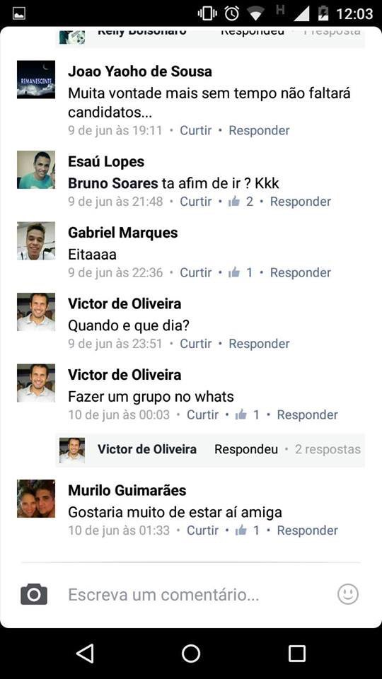 No vídeo dos ataques à UnB, aparece a ultra-direitista Kelly Bolsonaro, que convocou o ato pelo facebook. Veja: