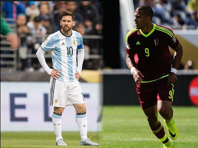 Vedere ARGENTINA VENEZUELA Diretta Streaming calcio gratis VIDEO Live Rojadirecta TV Oggi 18 giugno Euro 2016