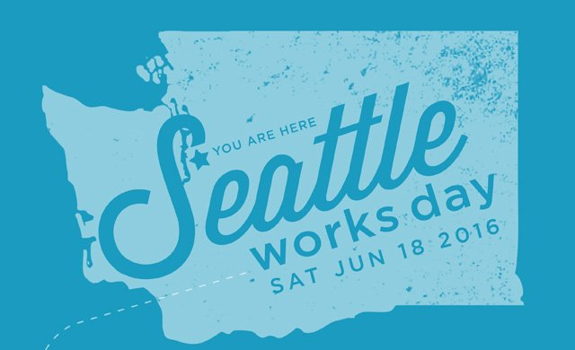 Thanks to the 1,000 volunteers pitching in for @SeattleWorks Day! Enjoy the after-party! #SWDay #PyramidBrew https://t.co/8ILbw12wTF
