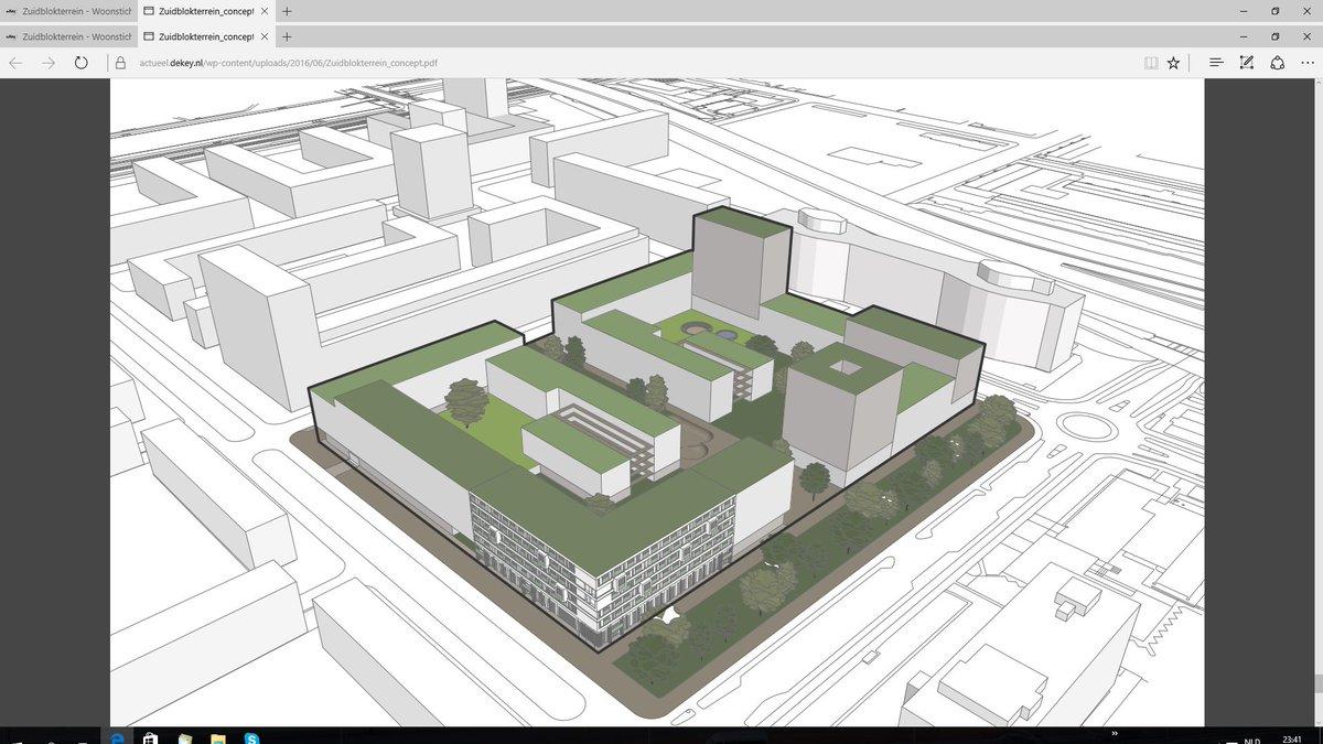 Woudt Hoogte: ca 40 meter. Architect: Paul de Ruiter/ PBV Functie: 124  huurappartementen. Status: kelder. Ontwikkelaar: Mul Aannemer: Hillen&Roosen