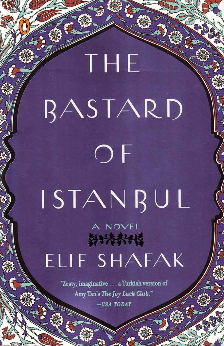 "Elif Shafak - ""The Bastard of Istanbul"" - An Acclaimed Book https://t.co/K4QwSd4lqL #books #review https://t.co/VWfNKvgQFN"