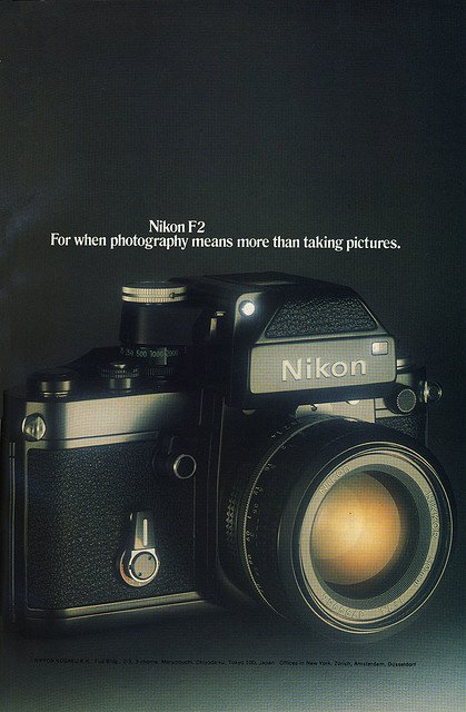 Father's day idea: Keep your socks; what he really wants is a Nikon F2. https://t.co/7Af1SNgiaI