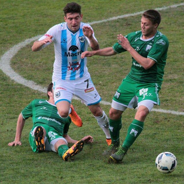 Ferro 0 vs GyE de Jujuy 2 comentario de la Platea