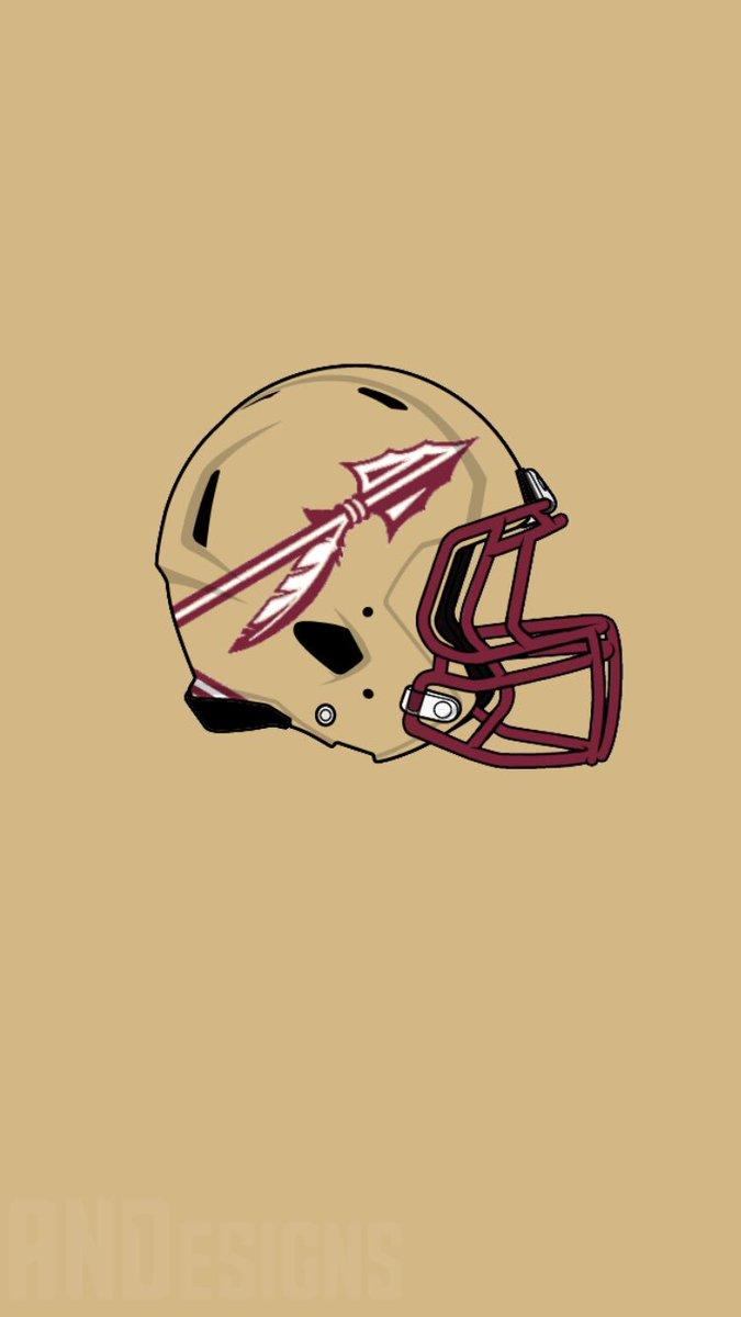 And1 Designs On Twitter Florida State Seminoles IPhone 6 Helmet Wallpapers FSU FloridaState Noles