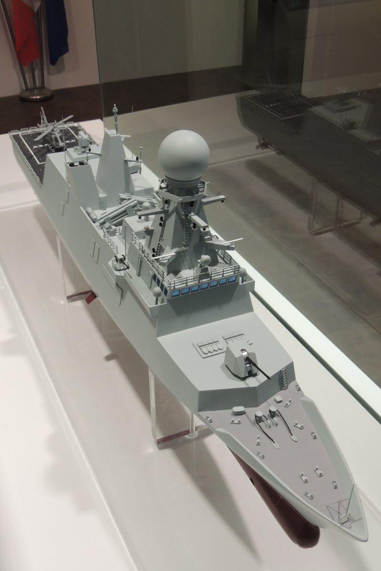 قطر تبرم صفقة لشراء 7 سفن حربية مع إيطاليا ClQzo08WAAACY7U