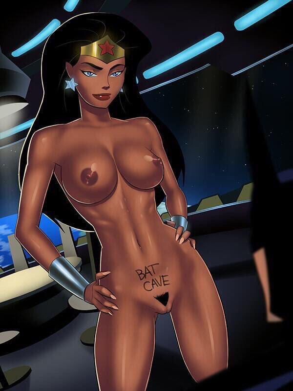 Wonder Woman & Batman Sex Pics Superheroes Luscious
