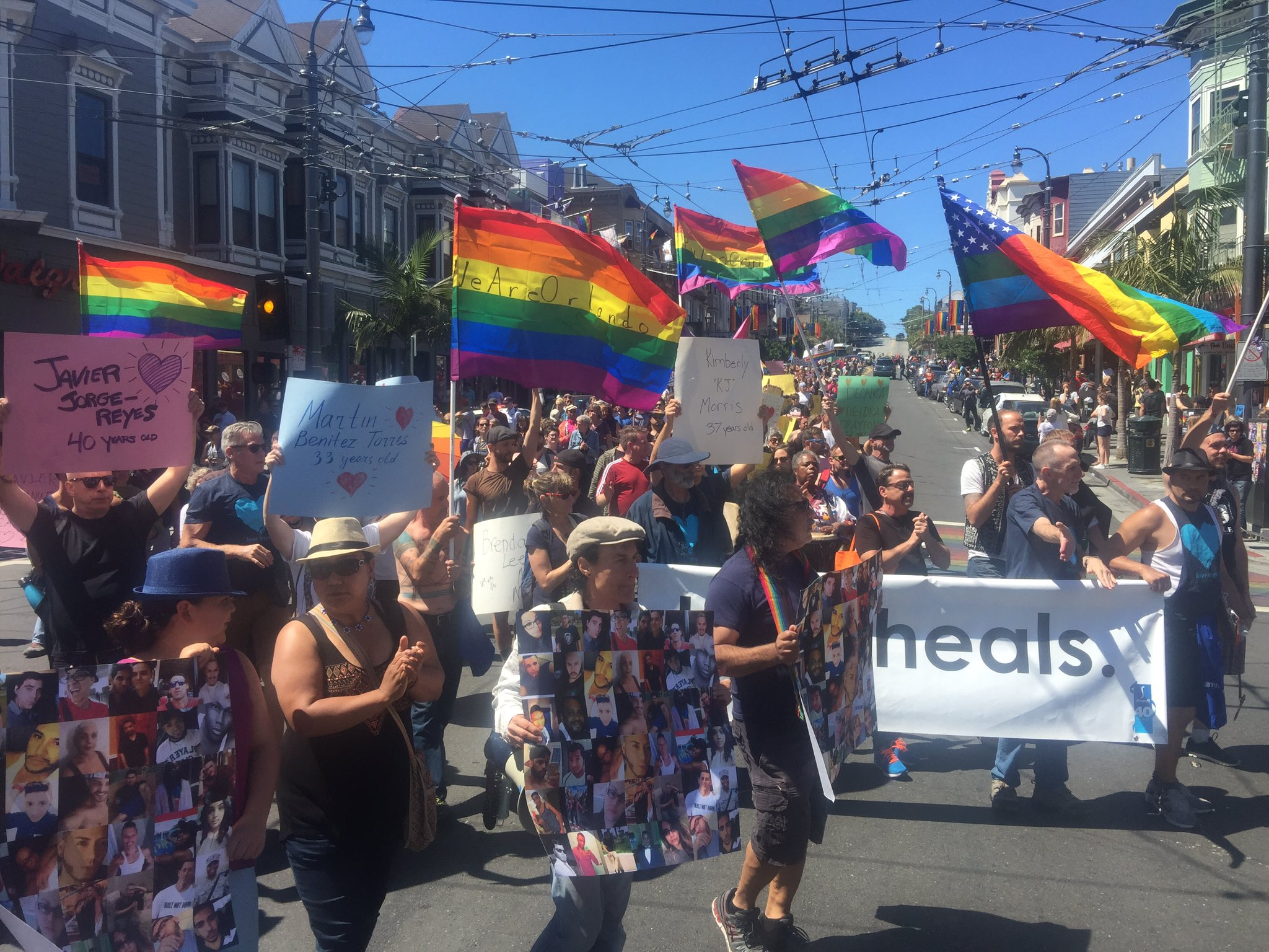 Jewish gays san francisco