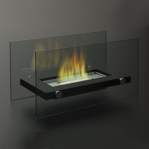 Table Top Fire Heater Patio Pit Outdoor Indoor Portable Fire Place Garden...