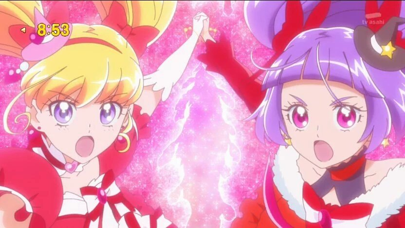 パッショナーレ!#precure https://t.co/hg4EdT4gJE