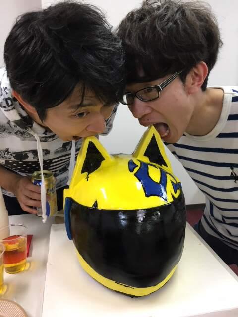 下野紘「いやはや、昨日のデュライベ、盛り上がりましたな・・・」kimadou.exblog.jp/24468397/ pic.twitter.com/SkopfzTesl