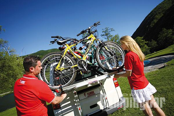 Fiamma Fahrradtr/äger Carry-Bike VW T6 Pro