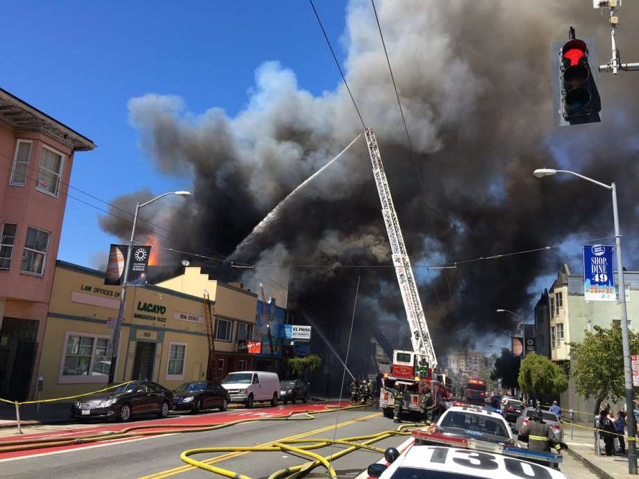 This quick-spreading 6 building fire shows how screwed SF is in the next big quake https://t.co/71GGgkky57 https://t.co/8MDLdF41yW