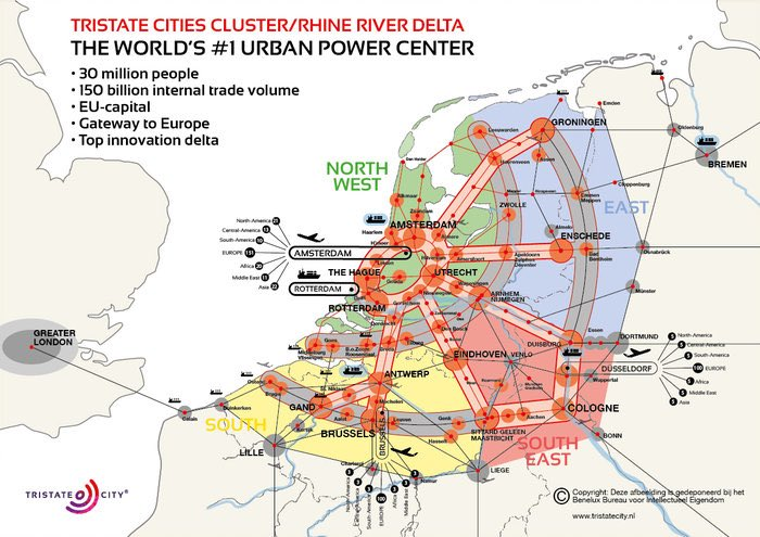 """Jezelf graag als middelpunt zien: """"@MetropolyEU: Mapping the #tristatecity #petersavelberg https://t.co/7ZTG5MEFk9"""""""