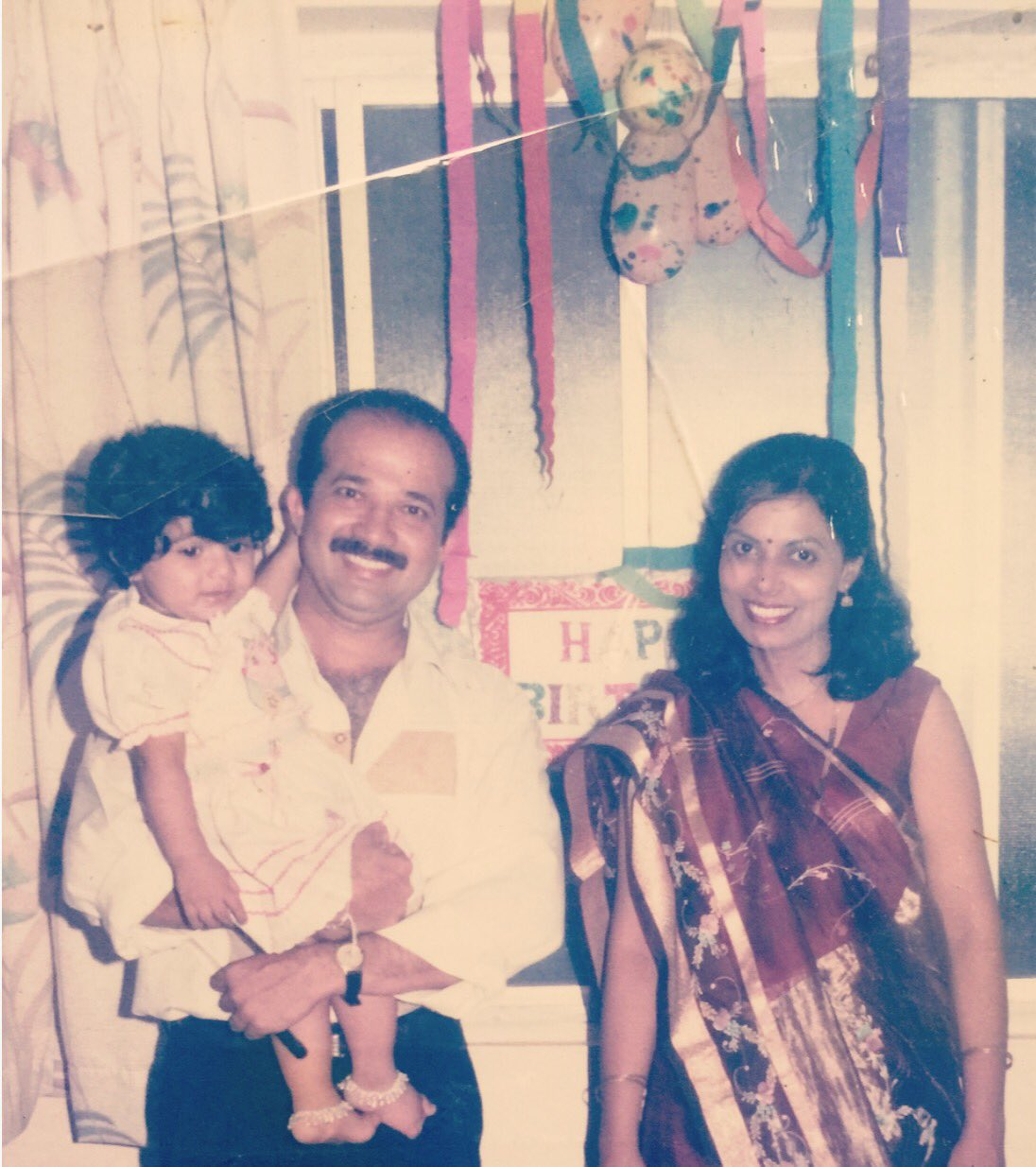 """Nikki Tamboli on Twitter: """"Fathers, be good to your daughters. You are the god and the weight of her world. Happy Father's Day ❤️… """""""