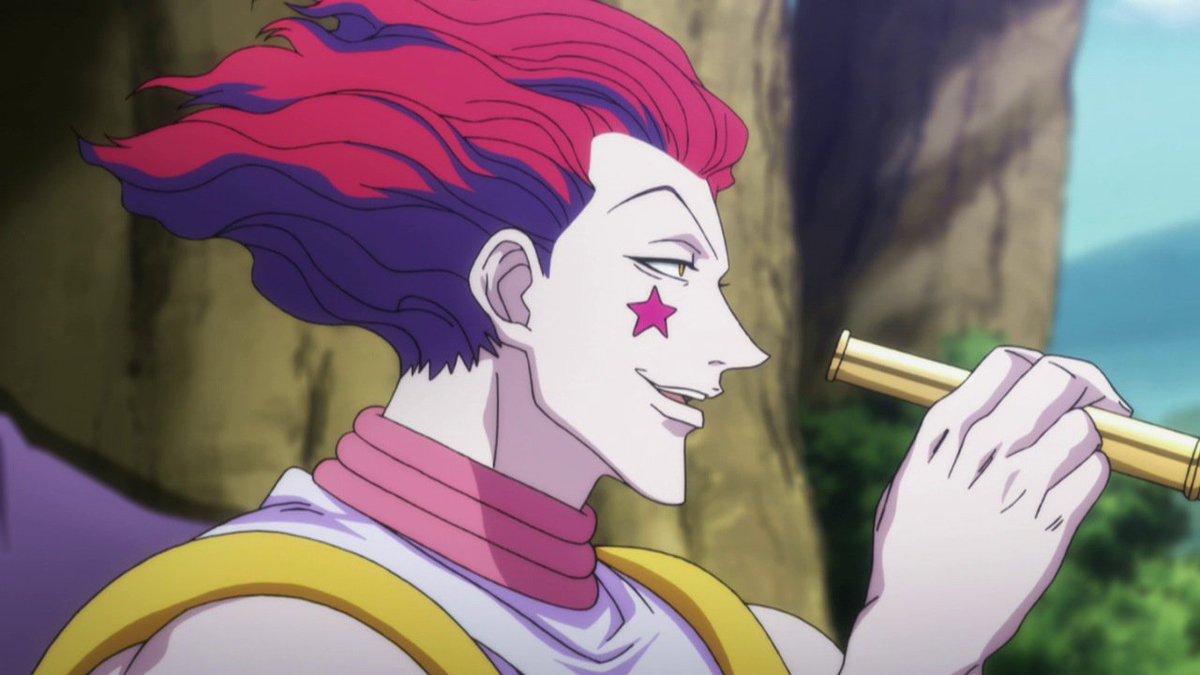 Rt Ur Fav Anime Boys On Twitter Hisoka Morow Hunter X
