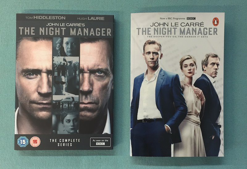 Follow and RT for a chance to win the book and DVD of John le Carré's #TheNightManager https://t.co/UFymRtj8GF