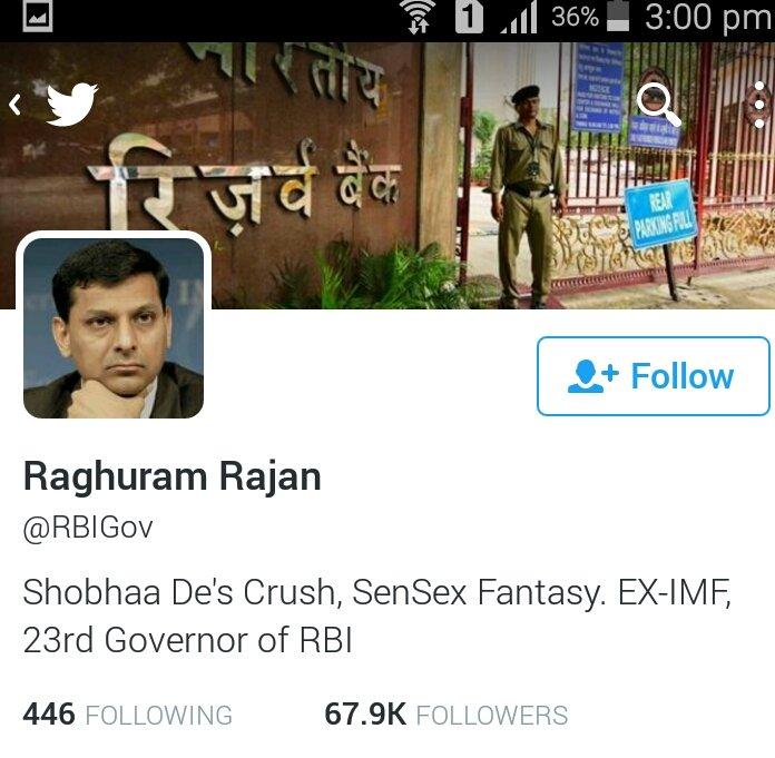 Image result for raghuram rajan shobha de