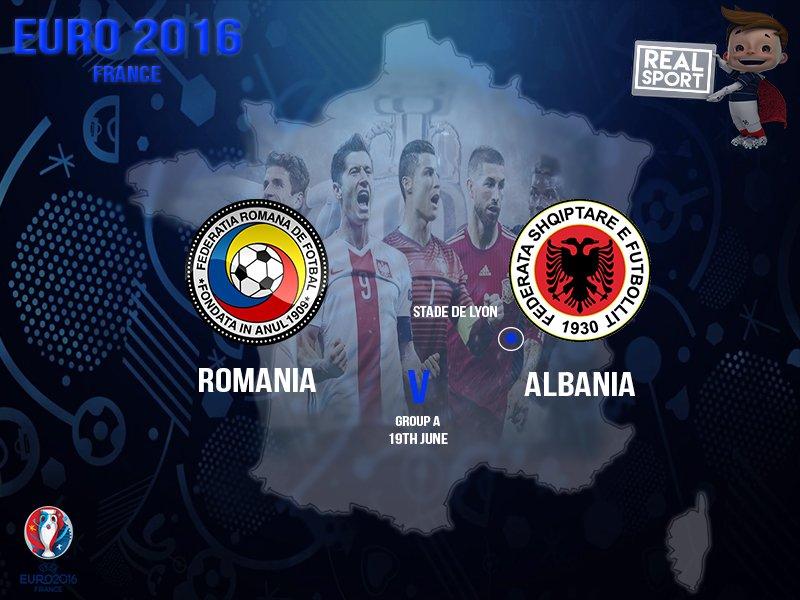 ALBANIA ROMANIA Streaming gratis DIRETTA TV oggi 19 giugno EURO 2016