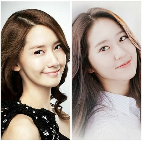 "K-pop Bands & Biases on Twitter: "" Kpop Look Alike #2 ... F(x) Krystal And Yoona"
