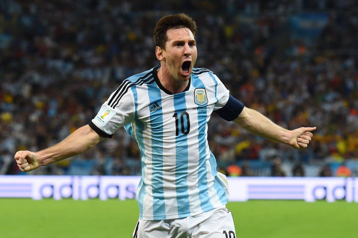 Argentina would embrace Lionel Messi return
