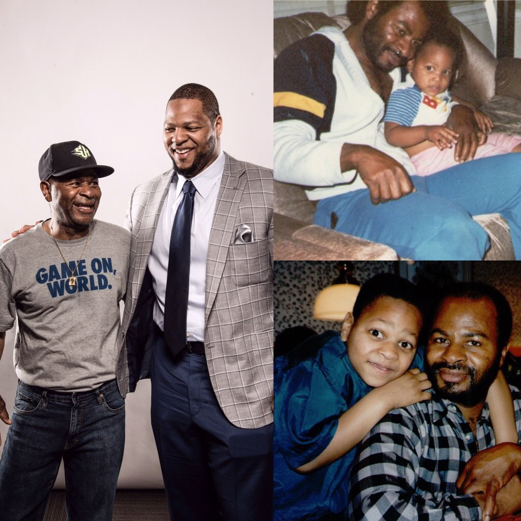 "The Raiders Can And Should Sign Ndamukong Suh: Ndamukong Suh On Twitter: ""Happy Father's Day! The Ngemba"