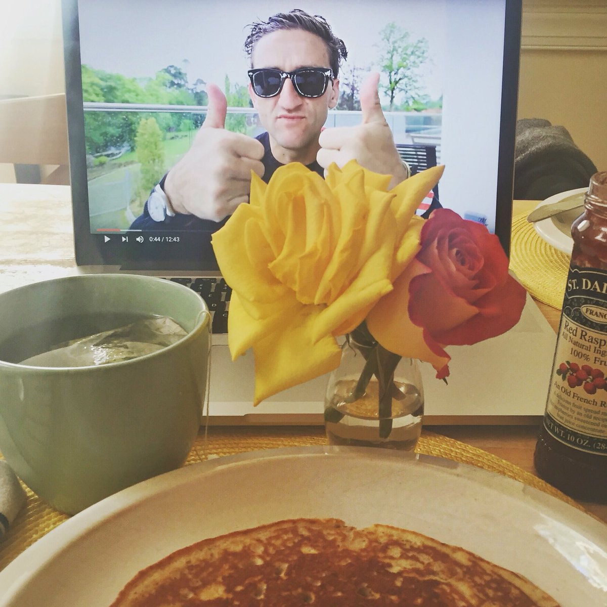 Home from France! Catching up on 17 days of @CaseyNeistat vlogs!