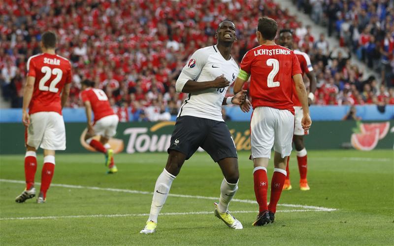 Video: Thụy Sĩ vs Pháp
