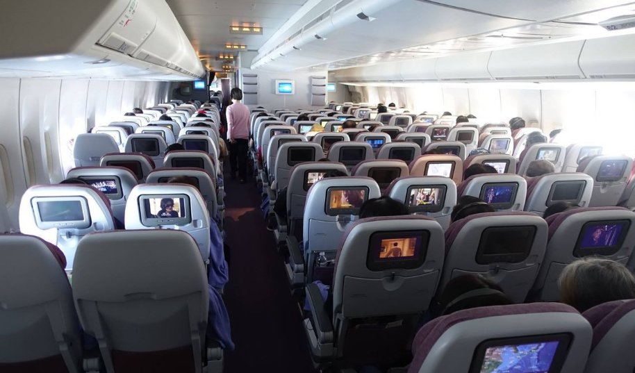 "Flight-Report on Twitter: ""Passenger Review: China Airlines #B747 ..."
