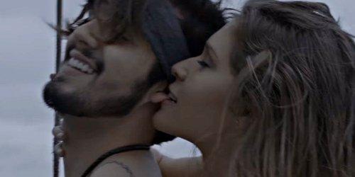 Luan Santana só dá beijão (#quero) em clipe de 'Eu, Você, o Mar e Ela'. Confira! https://t.co/DO0FnUTKSE