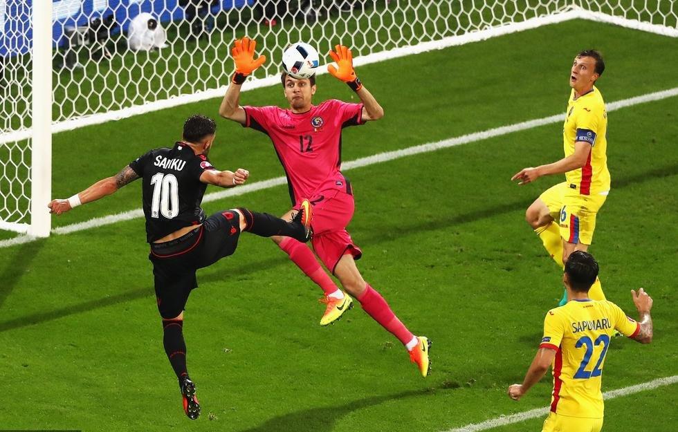 Risultati Euro 2016: storica vittoria dell'Albania, battuta la Romania 1-0. Francia-Svizzera 0-0