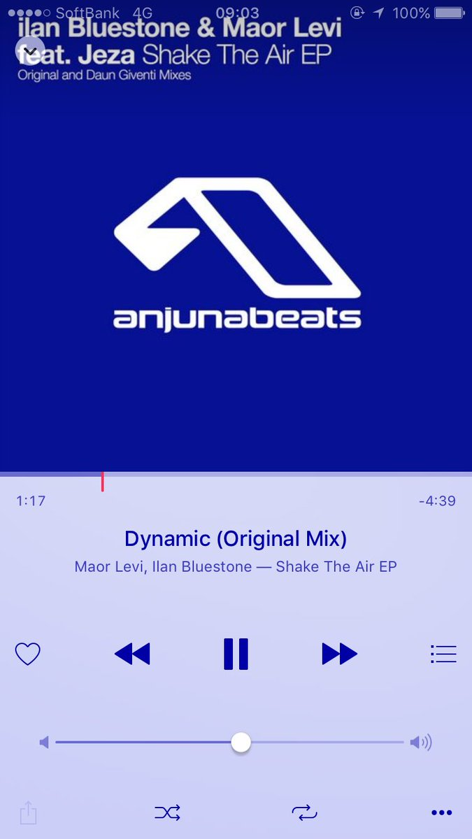 #nowplaying Dynamic (Original Mix) by @REALMAORLEVI , @iBluestone  #TranceFamily https://t.co/jzBrdqKfKI