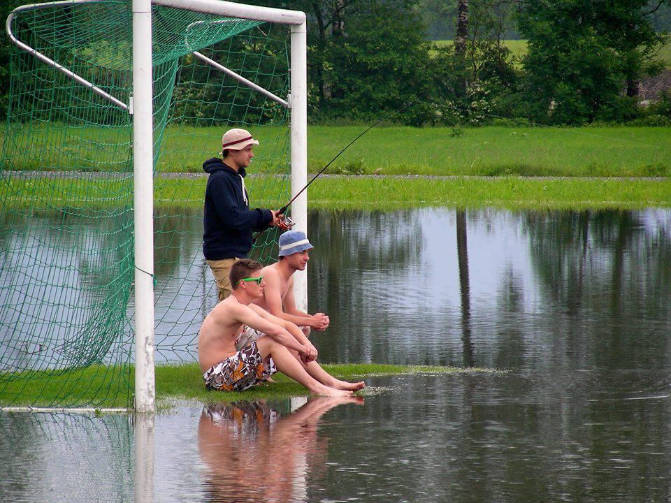 прикол спорт рыбалка