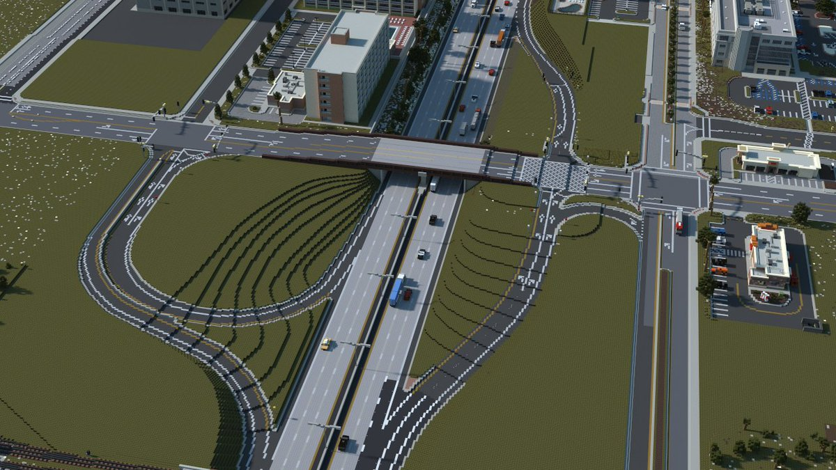 The interchange can be put into operation in 2016 at 41 km of the Leningrad highway 79