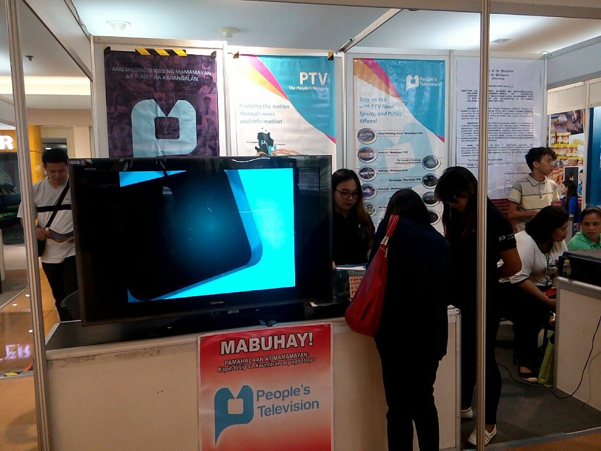Ptv joins kabisig phil gov't expo & trade fair from jun 20