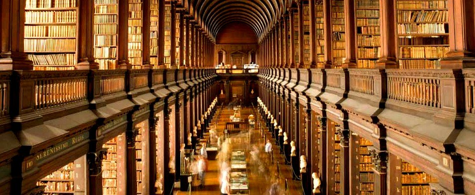 Bibliophilia On Twitter The Jedi Archives From Star Wars Episode