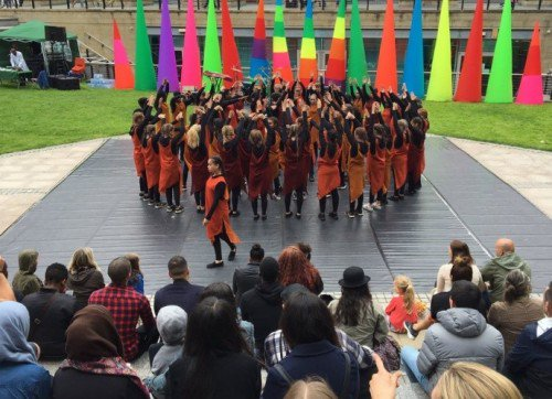 Dancing with the Stars – @ManchesterDance & @UoMSEERIH blend science and art for #McrDay16 https://t.co/OcPmj04iGb https://t.co/hMsSDJNtRW