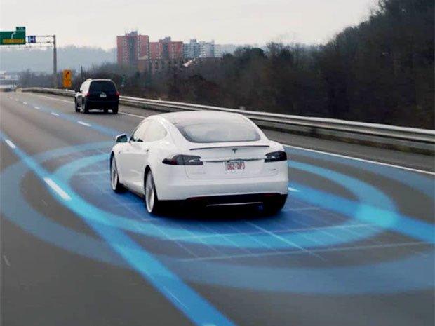 Tesla Reveals Its Crowdsourced Autopilot Data