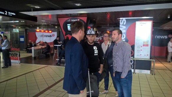 [#Transfert] Maciej Rybus est arrivé à Lyon et devrait passer sa visite médicale et signer son contrat à l'OL !