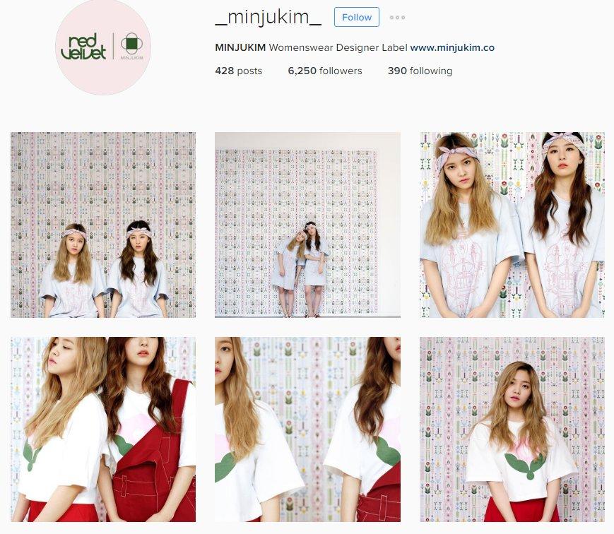 Jam On Twitter Seulgi And Yeri On Minju Kim S Instagram For The Velvet Garden Redvelvet 레드벨벳 Https T Co Yjeottgcsi