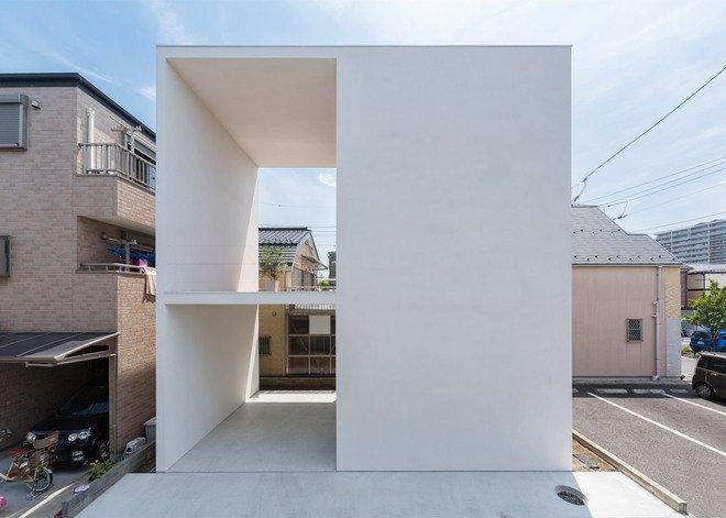 Arquitectura Ideal On Twitter Casa Minimalista Japonesa