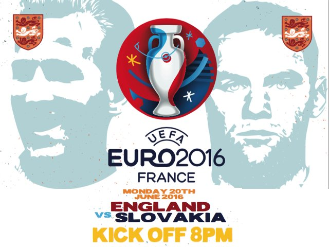 Retweet this to win a FREE table and bucket of beers for England VS Slovakia tonight 8pm #retweettowin #competition https://t.co/hSzRKUvkri