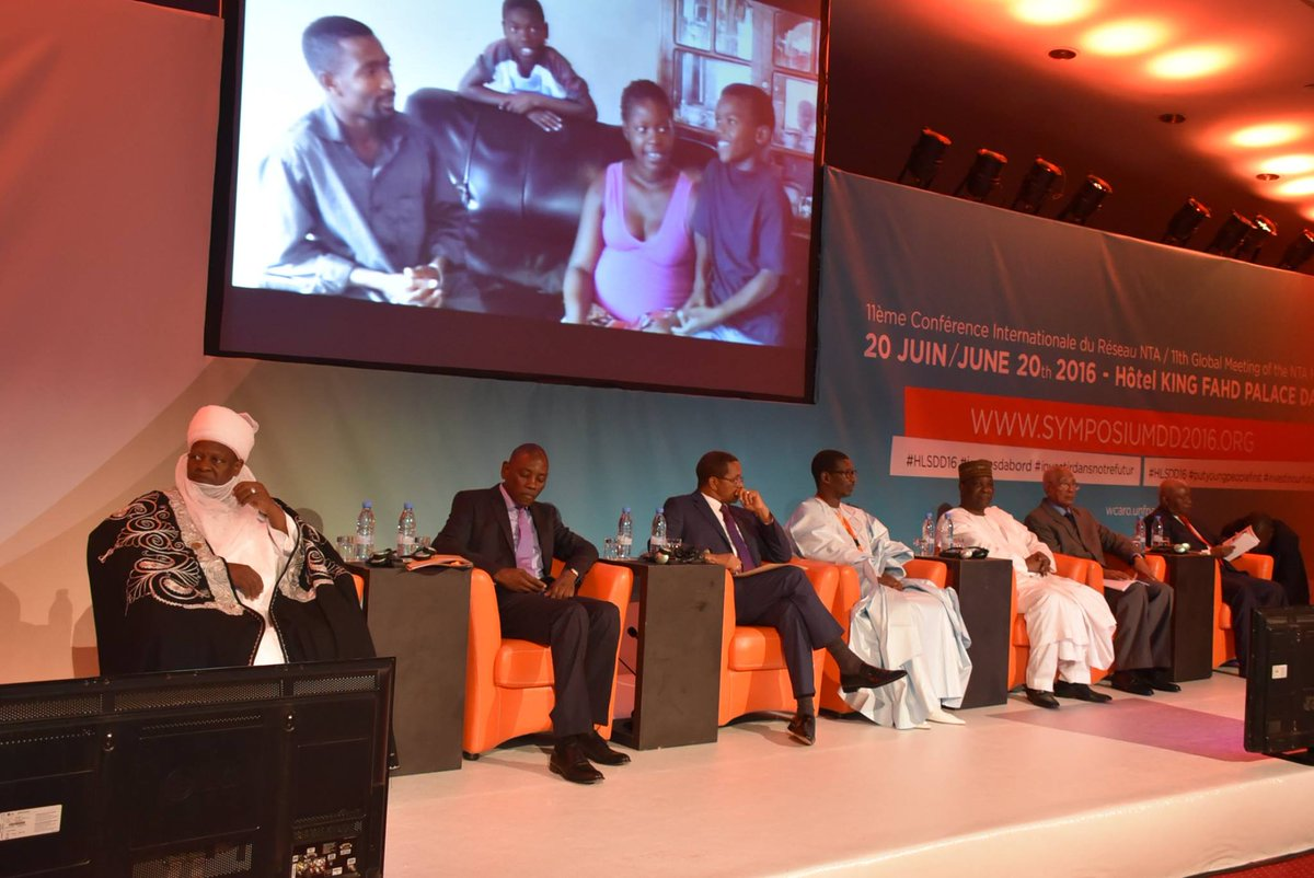 Thumbnail for High-Level Symposium on the Demographic Dividend and Africa's Development (20 June, 2016) - Dakar, Senegal