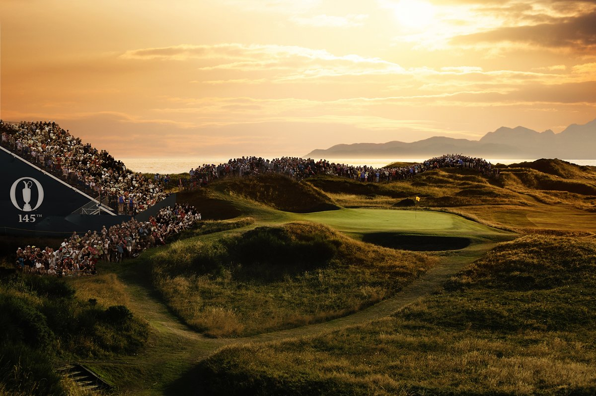 Here's your chance to WIN a pair of tix to @TheOpen's Final Day! RT & follow to enter, t&c: https://t.co/iVaMTMmzzP https://t.co/hQpC0t5lUs
