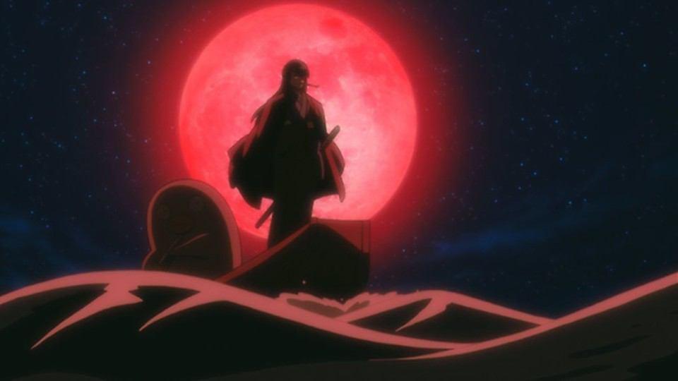 #銀魂クラスタあるある  ストロベリームーンって… それはつまり…  バラガキ篇の時の赤月やん!!  とか考えてしまう銀魂好きさん、いらっしゃいませんかーー??(笑)  あ、最後の違う(笑)