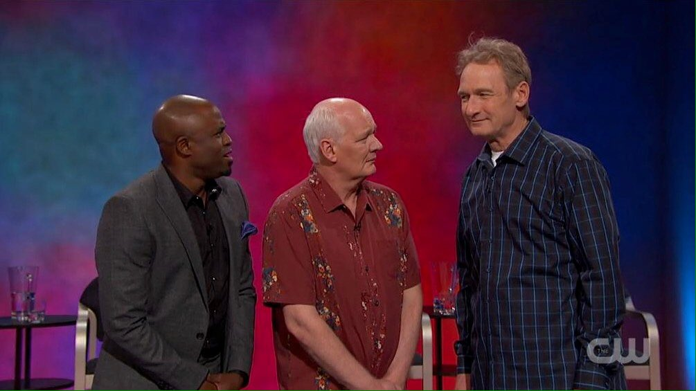 Watch new #WhoseLine tonight at 9/8c on The CW. (@cwwhoseline @TheCW) #WatchWLIIAtonight https://t.co/mujdUC0C6o