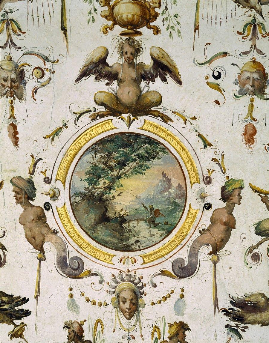 Italy fixer filmitaly twitter - Decorazioni grottesche ...
