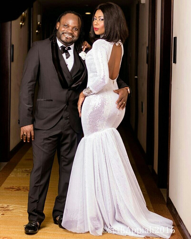 "Selly Galley Fiawoo on Twitter: ""The FIAWOOS were out to play last night 😗  #Mr&Mrs #gottaloveus #emyawardsafrica2016 #dapper #dope #sexci 📷  @seth_iam… """