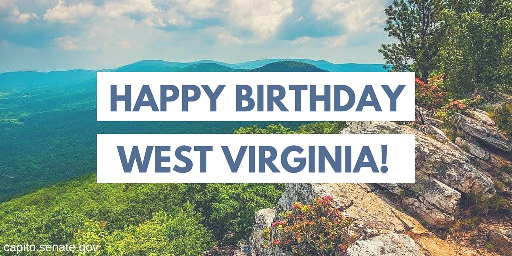 Happy Birthday W. Virginia! While we are at it: The Subject of Immigration