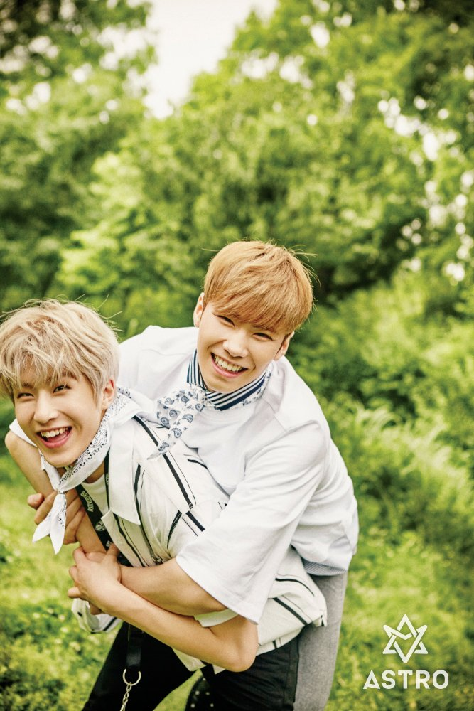Astro Released First Batch Of Teaser Pics For Breathless