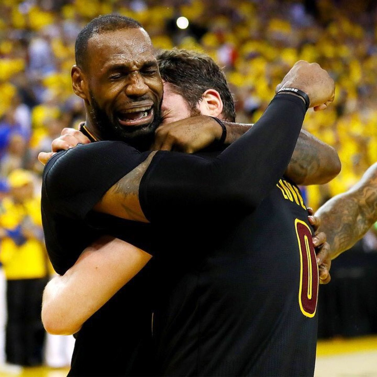 The 14 Most Hilarious Crying LeBron Memes From Last Night